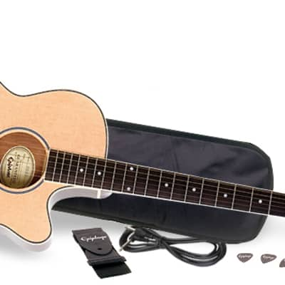 Epiphone PR-4E Acoustic/Electric Player Pack for sale