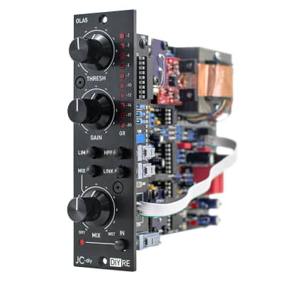 DIY RE OLA5 500 Series Optical Compressor