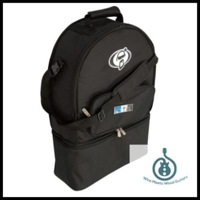 Protection Racket 8253-72 Snare & Single Bass Drum Pedal Backpack Case,