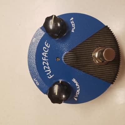 Dunlop FFM1 Fuzz Face Mini Silicon