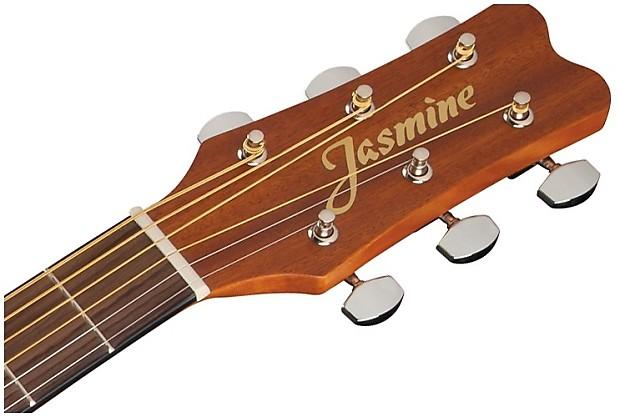 jasmine by takamine s35 acoustic dreadnought guitar reverb. Black Bedroom Furniture Sets. Home Design Ideas