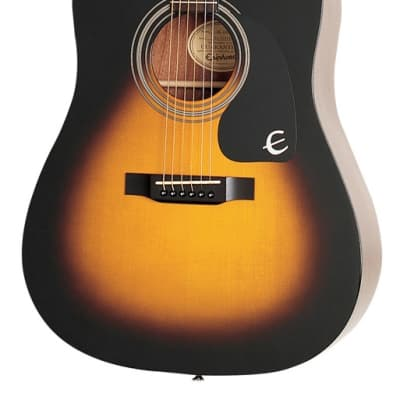 Epiphone DR-100 Acoustic Guitar - Vintage Sunburst for sale