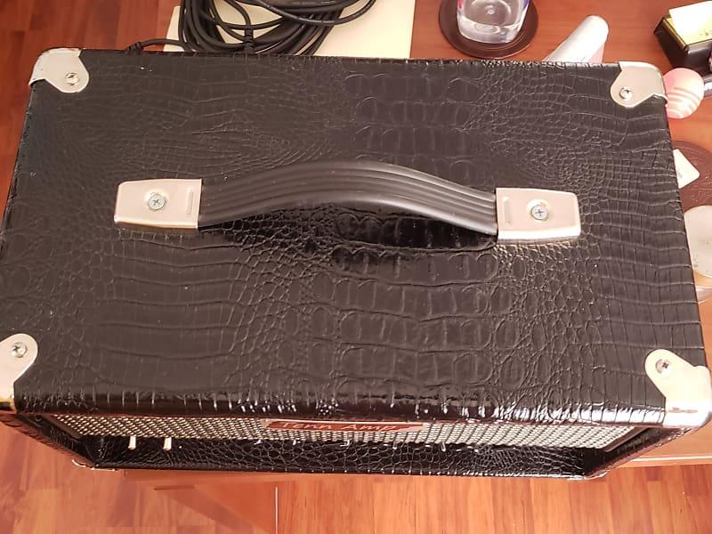 Ceriatone 2525 Black Alligator   Paradise Gear