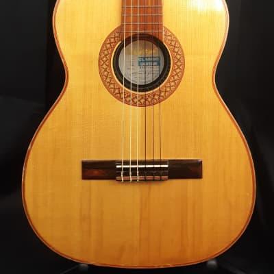 Di Giorgio Classical Guitar Santana C1 1980 Natural for sale