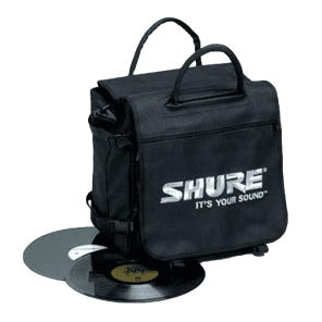 Shure MRB Vinyl Record Tote Bag
