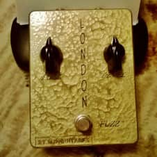 MJM Guitar FX London Fuzz (Early Handmade Version) + FREE SHIPPING!