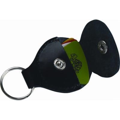 Dunlop 5200 Picker's Pouch Keychain Pick Holder (16)