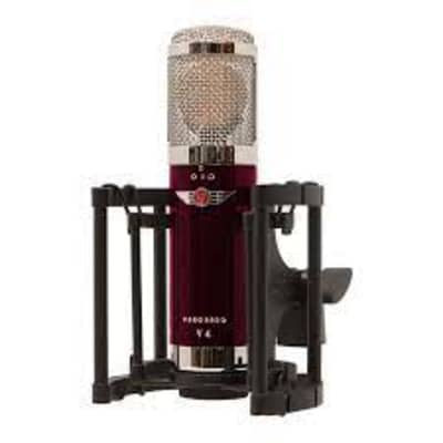 Vanguard Audio Labs V4 multi-pattern FET condenser microphone