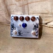 Kleissonic Screaming Skull Fuzz Pedal USED Circa 2016