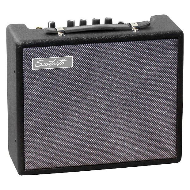 sawtooth 10 watt electric guitar amplifier with chromacast reverb. Black Bedroom Furniture Sets. Home Design Ideas