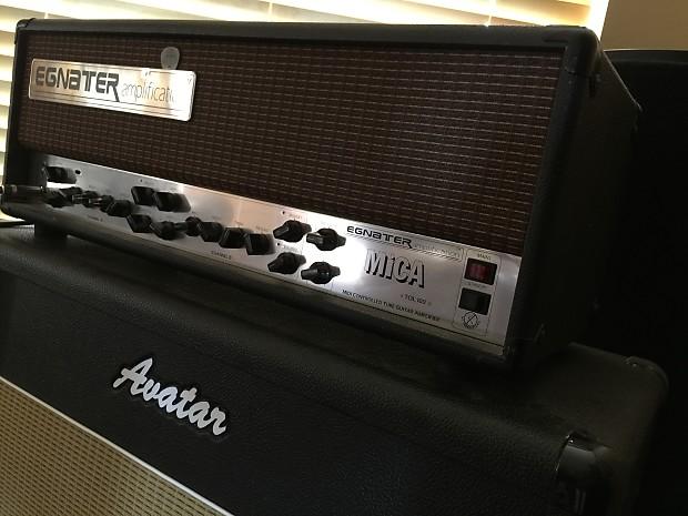 egnater tol 100 amp amplifier head hand built by bruce. Black Bedroom Furniture Sets. Home Design Ideas