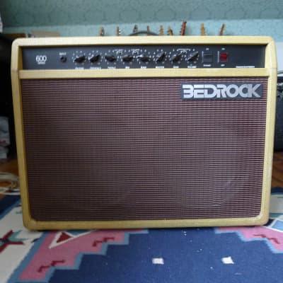 Bedrock 600 Series 2x12 combo Tweed 90's Tweed for sale