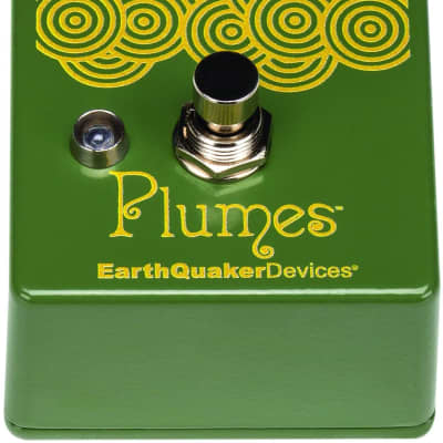 Earthquaker Devices Plumes Small Signal Shredder Pedal for sale
