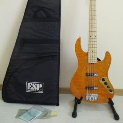 ESP Edwards 5 string bass (Japan) for sale