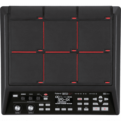 Roland SPD-SX Percussion Sampling Pad