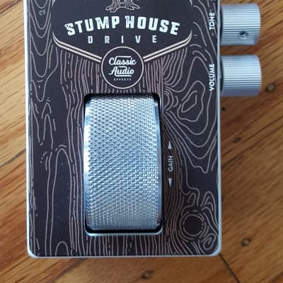Classic Audio Effects Stumphouse Overdrive Roller