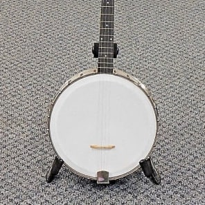 Vintage Circa 1930's Epiphone Tenor Open Back Banjo 4-String! CLEAN! for sale
