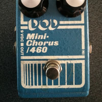 DOD Mini Chorus 460  Blue for sale