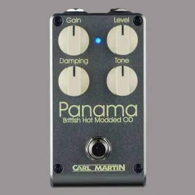 Carl Martin Panama Brittish Hot Modded Overdrive
