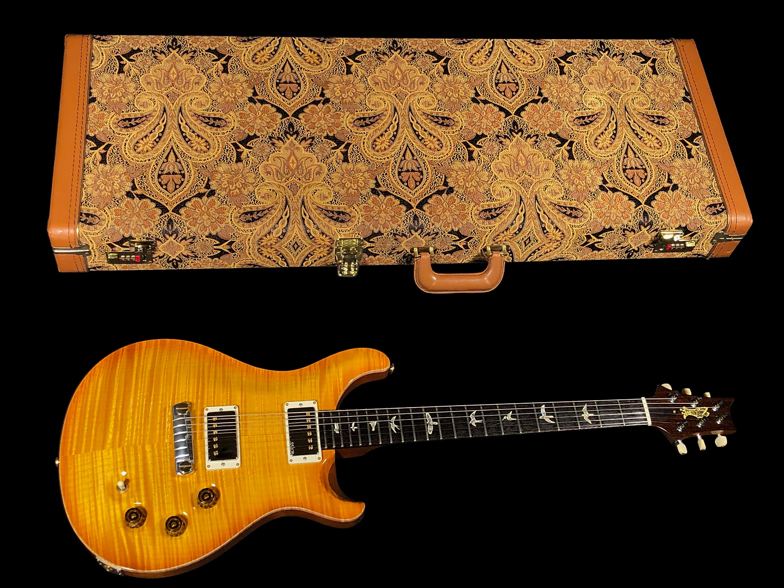 2011 Paul Reed Smith PRS DGT Private Stock Custom Built for Dave Grissom