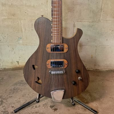 Malinoski Fez #389 2019 Luthier Built Handmade HB Pickups Mellow Smooth Hollowbody for sale
