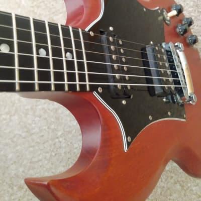 2004 Gibson SG Special Faded w/ Ebony Fretboard