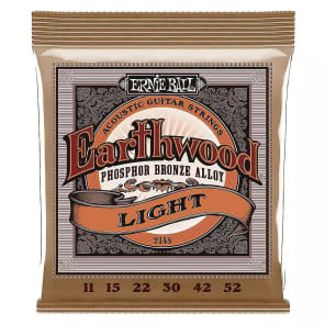 Ernie Ball 2146 Earthwound Regular Slinky Acoustic Guitar Strings
