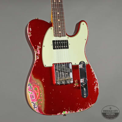 2019 Fender Custom Shop '60s HS Telecaster Heavy Relic for sale