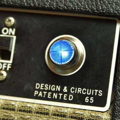 Invisible Sound Guitar amplifier Jewel Lamp Indicator amp jewel.  Model BC 01.  For pilot light