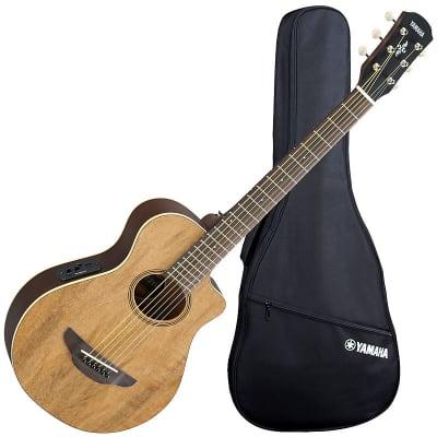 Yamaha APXT2EW 3/4 Ac/El Guitar- Natural for sale