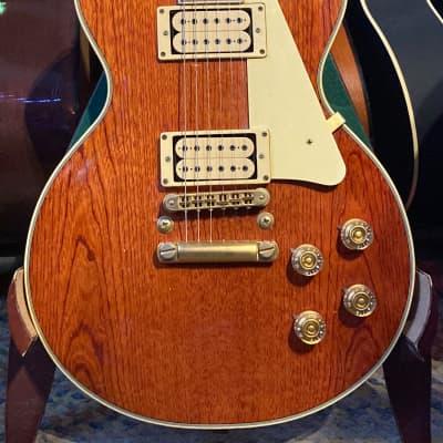 "Cortez Singlecut Pro Standard Style ""Lawsuit Era"" 1970s Burnt Orange for sale"