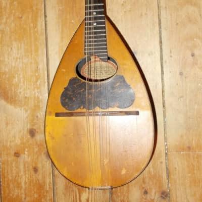 1910-1915 Washburn Lyon & Healy Model 1915 Bowlback Mandolin for sale