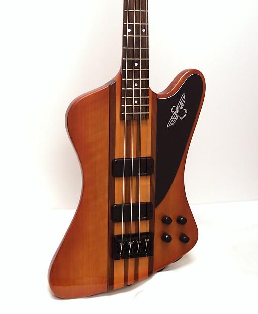 epiphone thunderbird pro iv electric bass guitar sunburst reverb. Black Bedroom Furniture Sets. Home Design Ideas
