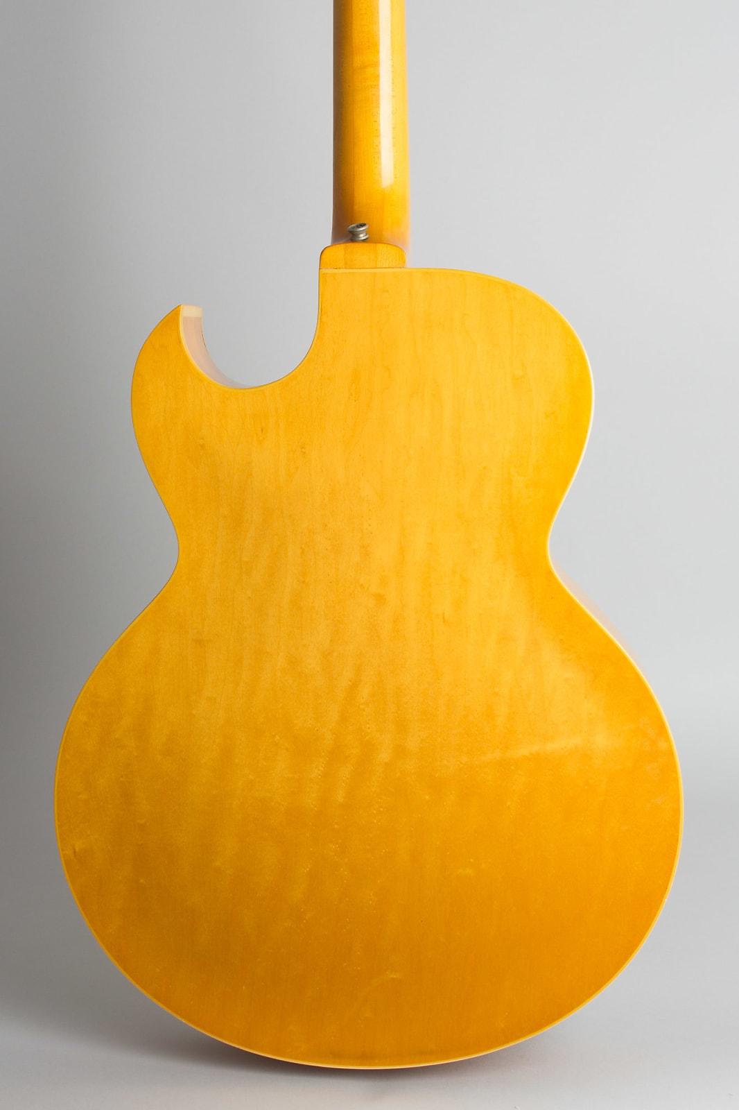 Gibson  ES-175D Arch Top Hollow Body Electric Guitar (1979), ser. #72489109, black tolex hard shell case.