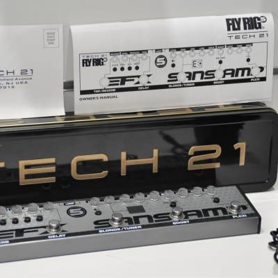 TECH 21 Sansamp FLY RIG 5 v2 / Made In USA