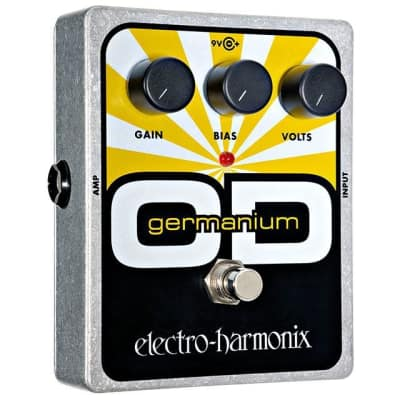 Electro Harmonix Germanium OD Overdrive Pedal for sale