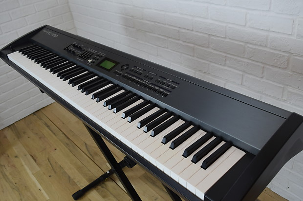 roland rd 700 keyboard synthesizer near mint used 88 key reverb. Black Bedroom Furniture Sets. Home Design Ideas