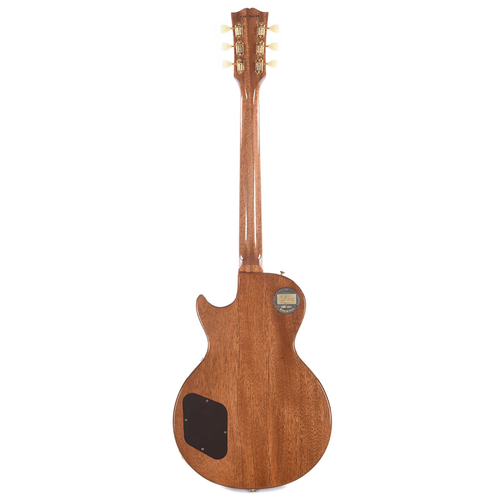 Gibson Custom 1956 Les Paul Standard Antique Sparkling Burgundy Lightly Aged 2019 (Serial #CME90005)