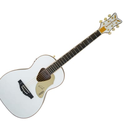 Gretsch G5021WPE Rancher Penguin Acoustic/Electric White for sale