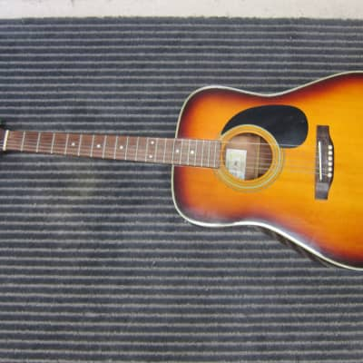 Suzuki Nagoya SD335VS Dreadnought Guitar, Mahogony back sides, spruce top, beauty, ex Quality/Sound/ for sale