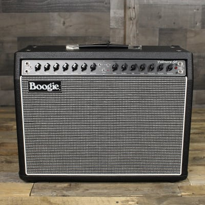 "Mesa Boogie Fillmore 50 1x12"" 50-Watt Guitar Combo 2020 Black NEW Free Shipping"