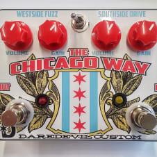 Daredevil  the Chicago Way  2016 White image