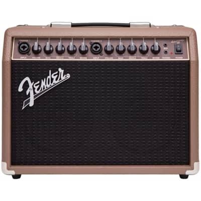 "Fender Acoustasonic 40 2-Channel 40-Watt 2x6.5"" Acoustic Guitar Amp"