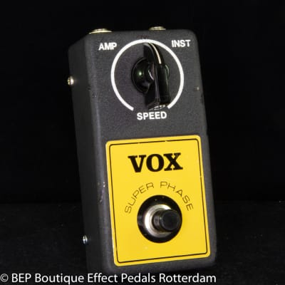 "Vox Super Phase late 70's Japan as used on "" Silver Machine "" by Hawkwind"