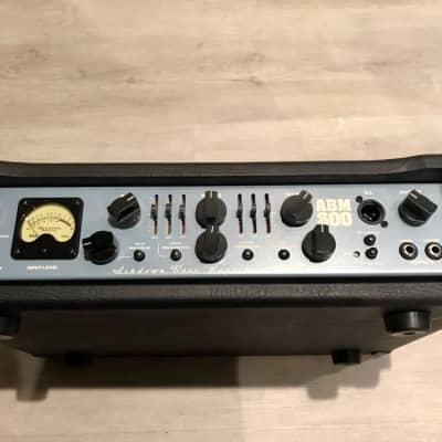 Ashdown ABM 600 EVO IV 600W Bass Magnifier Head