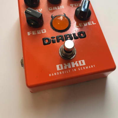 Okko Diablo Overdrive  2000s Orange for sale