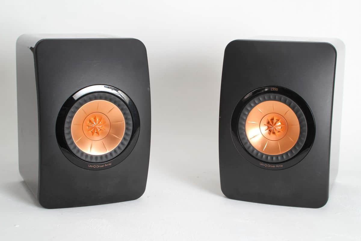 kef ls50 studio monitors pair sonic circus reverb. Black Bedroom Furniture Sets. Home Design Ideas