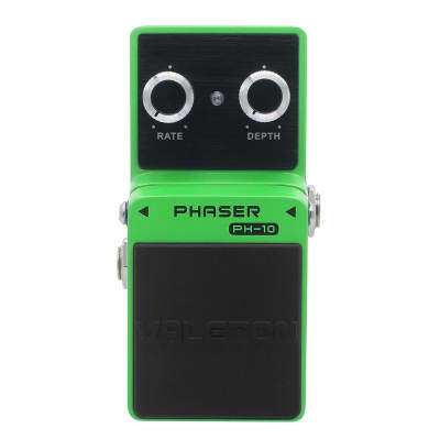 Valeton Loft Series Analog Phaser Guitar Effect Mini Pedal (PH-10)
