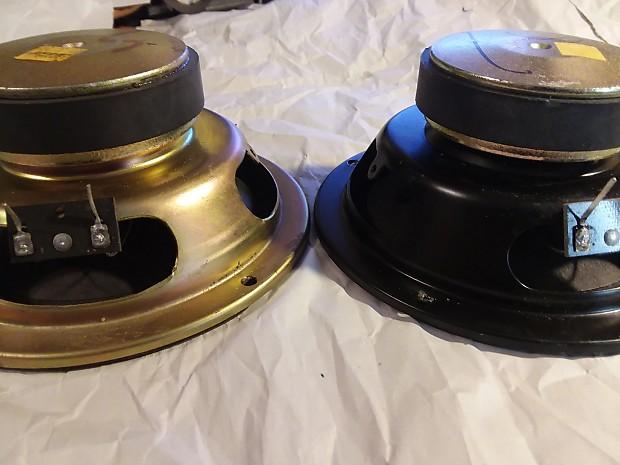 6 5 Speakers 6 1 2 Speakers Woofers Bose Pair Reverb