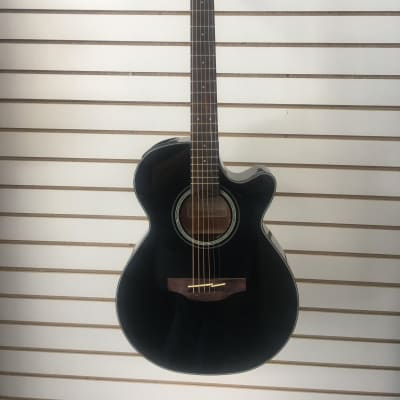 Takamine GF30CE-BLK Acoustic/Electric Guitar for sale